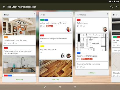 App Trello APK for Kindle