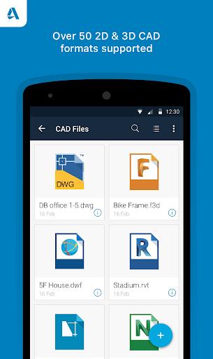 A360 - View CAD files screenshot 1