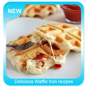 Delicious Waffle Iron recipes for PC-Windows 7,8,10 and Mac