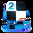 Piano Tiles 2™ Keyboard