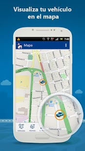 Guardian GPS - screenshot