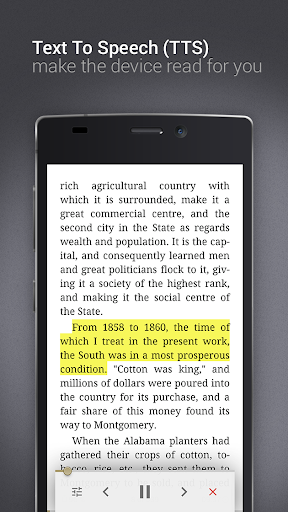 eReader Prestigio: Book Reader screenshot 5