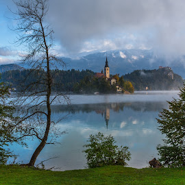 bled by Bogy Urevc - Buildings & Architecture Public & Historical
