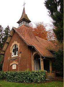 photo de Chapelle de la clinique de la forêt de Soignes (Chapelle de la clinique de la forêt)