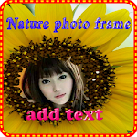 Nature photo frame Icon