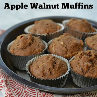 Healthy Apple Walnut Muffins Recipes