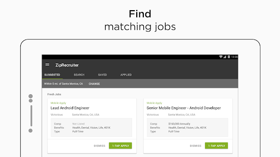 Job Search by ZipRecruiter APK for Blackberry