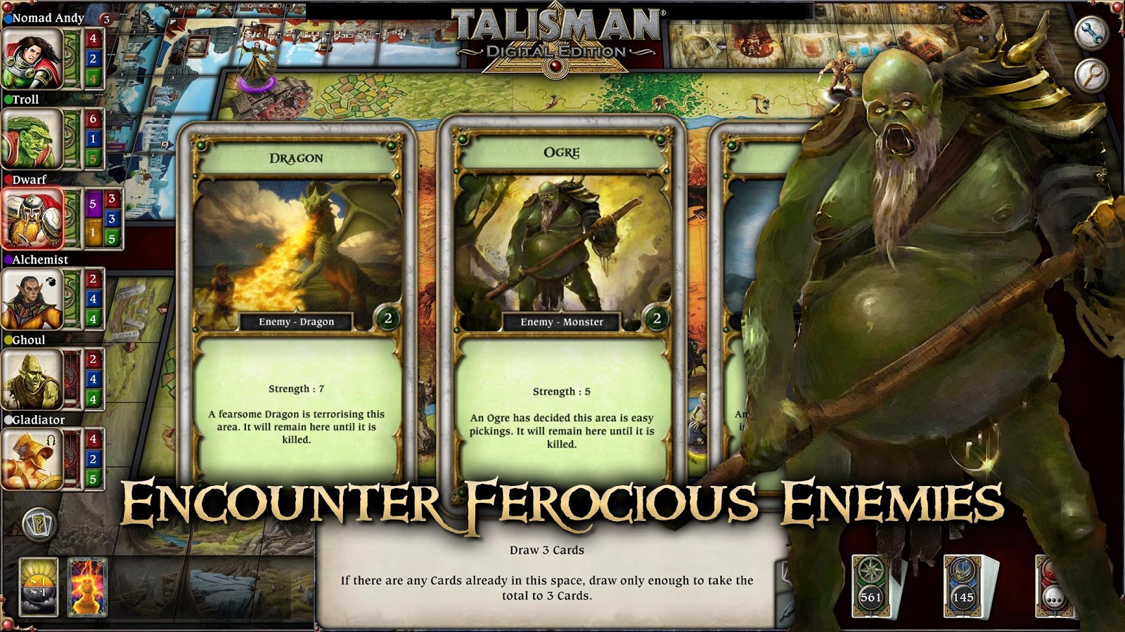 Talisman Screenshot 2