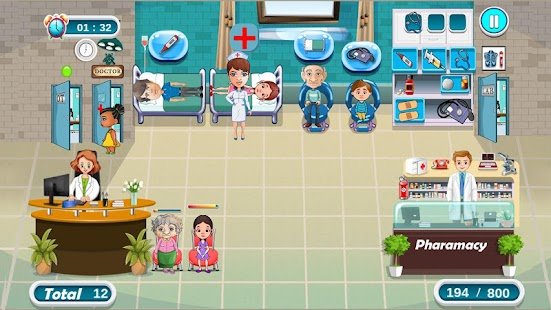Nursing Simulation Hospital APK for Bluestacks