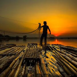 Rakit by Muhammad Yoserizal - Landscapes Sunsets & Sunrises (  )