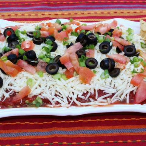 Ranchero Layer Dip