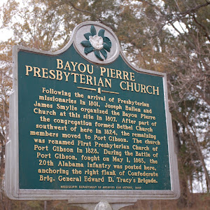 Bayou Pierre Presbyterian Church