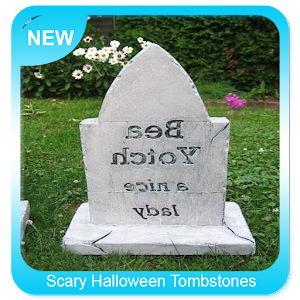 Scary Halloween Tombstones for PC-Windows 7,8,10 and Mac