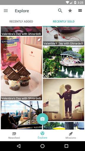 Foap - sell your photos screenshot 2
