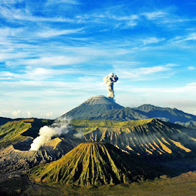 BROMO by Edi Wibowo - Landscapes Mountains & Hills