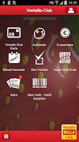 Screenshot of BILLA