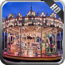Carousel Wallpaper