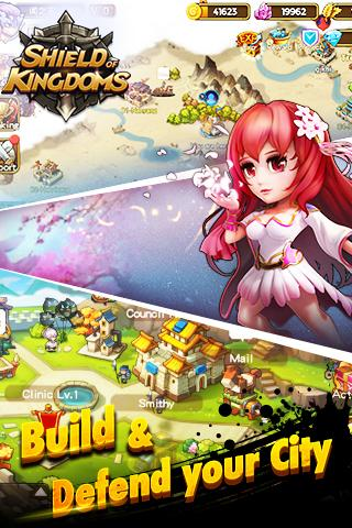 Shield of Kingdoms Screenshot 3