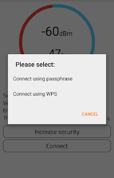 WiFi Warden ( WPS Connect ) APK screenshot thumbnail 4