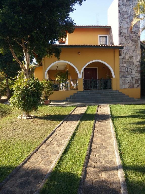 Casa residencial à venda, Jardim São Francisco (Sousas), Cam...