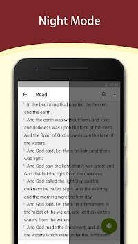 King James Bible - KJV, Audio Bible, Free, Offline APK screenshot thumbnail 5
