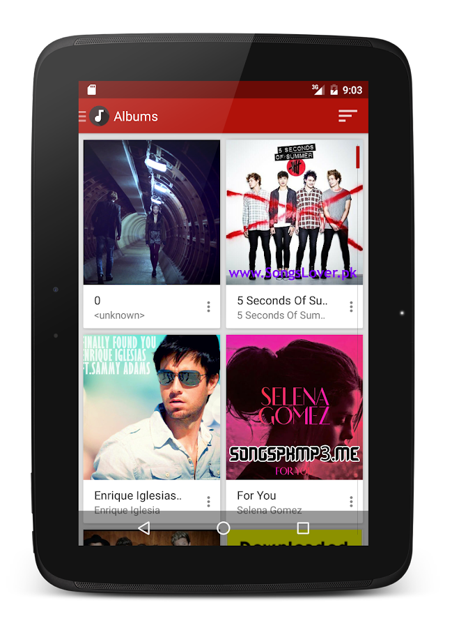N Music Player Pro Screenshot 7