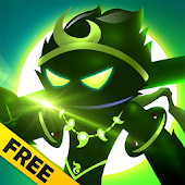 Game League of Stickman Free APK for Kindle