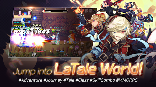 LaTale W - Casual MMORPG For PC