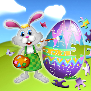 Easter Egg Jigsaw Puzzles 🐇 : Family Puzzles free For PC (Windows & MAC)