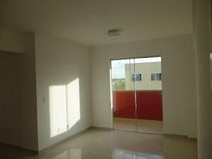 Apartamento com 2 quartos, piso em porcelanato e segurança 24 horas - Residencial Tatiana - Planalto+venda+Rio Grande do Norte+Natal
