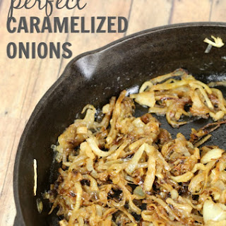 Caramelized Onions Brown Sugar Butter Recipes