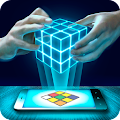 Game Rubiks Cube 3D Simulator apk for kindle fire