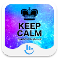 Cool Keep Calm Keyboard Theme 6.1.21 icon