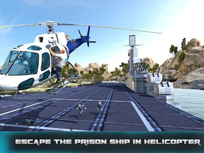 Aircraft Carrier Prison Break APK for Bluestacks