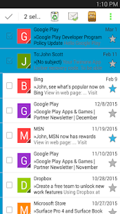 Email for Yahoo – Android App