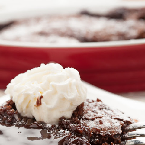 Molten Chocolate Pudding Cake