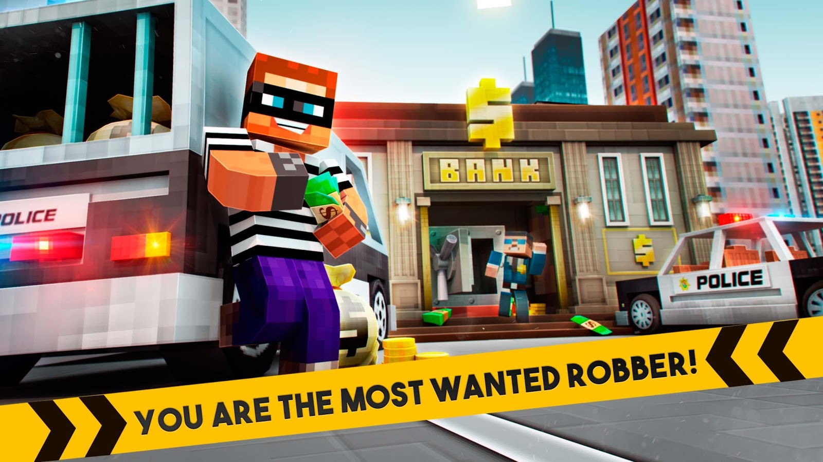 ? Robber Race Escape ? Screenshot 6