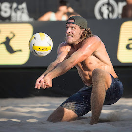 AVP2 by Justin Brockman - Sports & Fitness Other Sports ( platform, defense, avp, volleyball, dig )