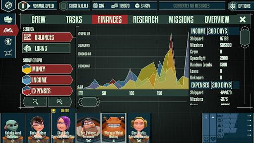 Cosmonautica - screenshot