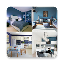 Blue Walls Design Ideas