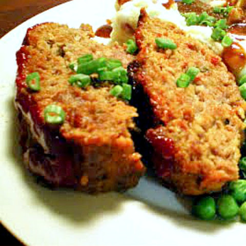Our Version of Claim Jumper's Meatloaf