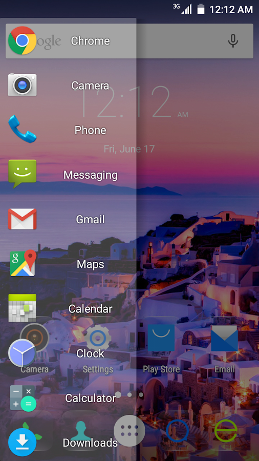 Side Apps Bar - Edge Sidebar+ Screenshot 0