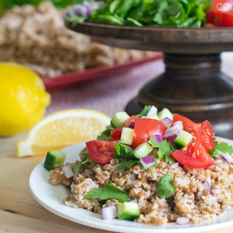 Kid-Friendly Tabbouleh