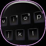 Black Mechanical Keyboard Icon