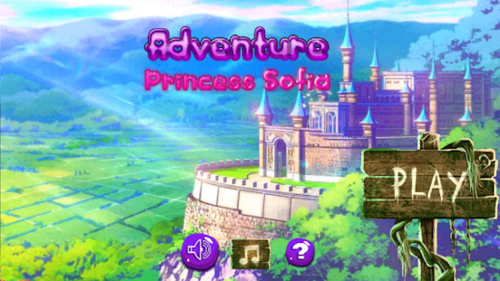 Adventure Princess Sofia Run  First Game PC