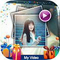 Happy Birthday Video Maker APK for Bluestacks