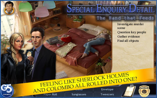 Special Enquiry Detail (Full) - screenshot