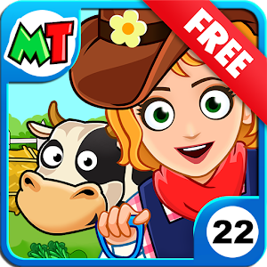 My Town : Farm Life Animals Game Online PC (Windows / MAC)