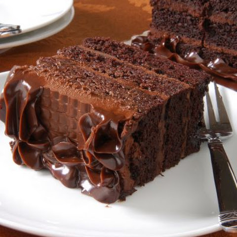 Chocolate Lover's Fudge Cake