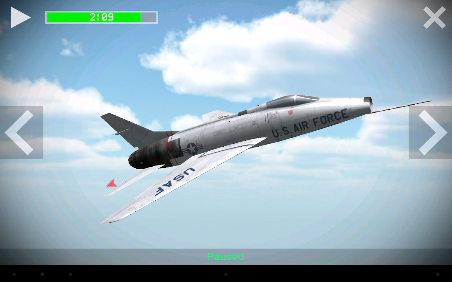 Strike Fighters (Pro) Screenshot 8